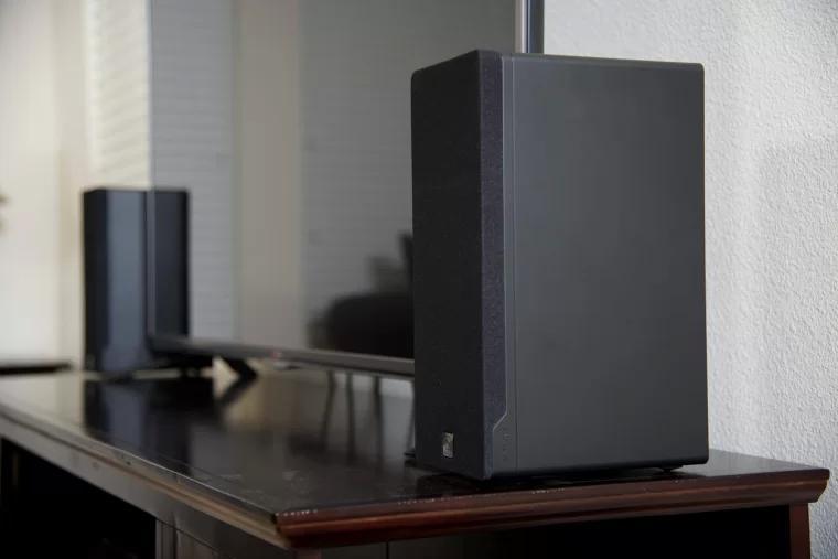 Enclave Audio 5.1 声道环绕立体声无线音响