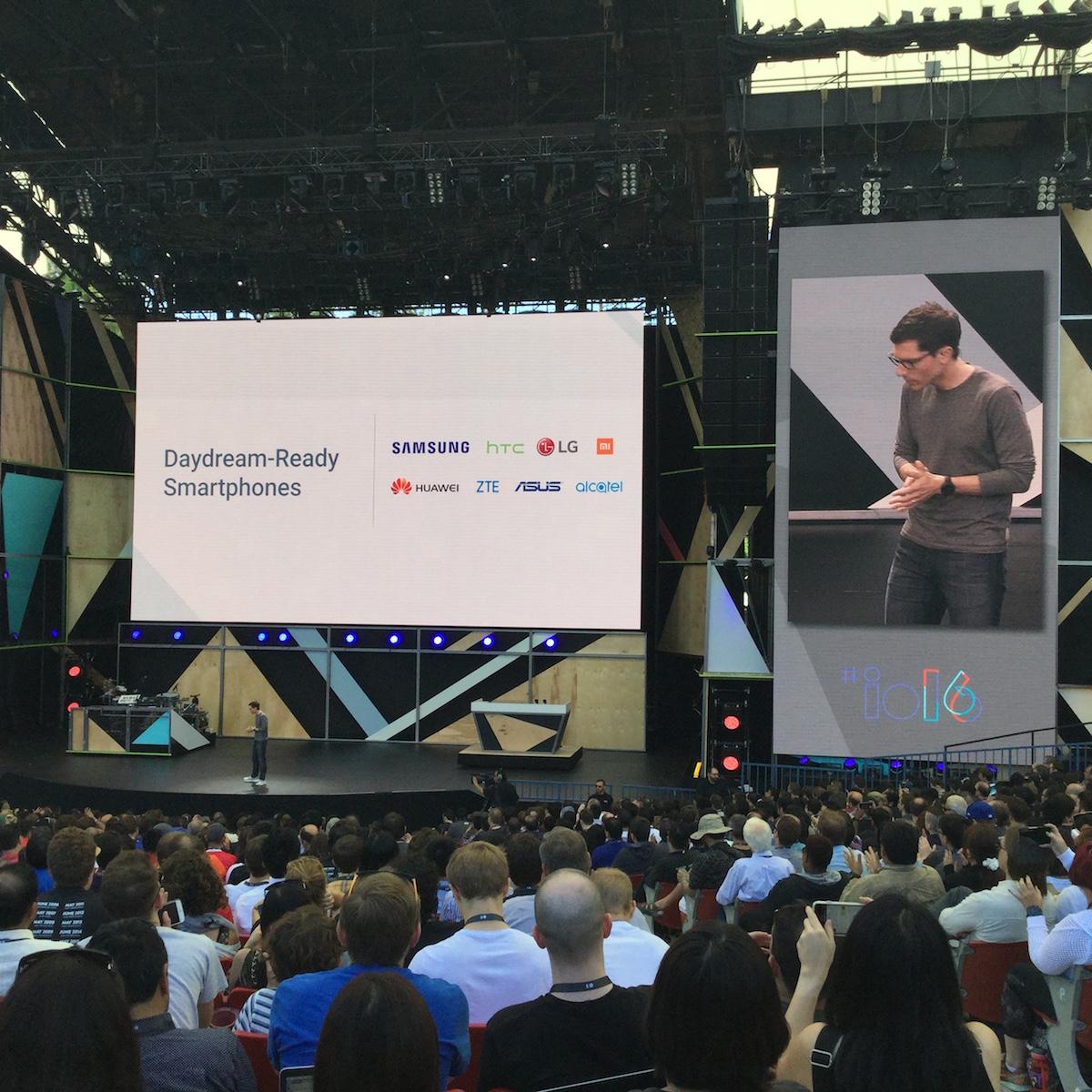 """小米成为 Google """"Daydream"""" VR 项目首批合作伙伴"""