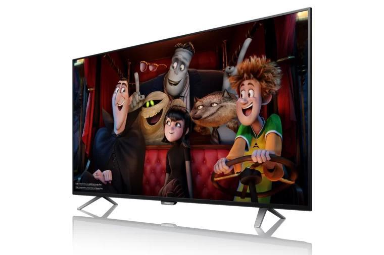 飞利浦 4K 电视使用 Google Cast