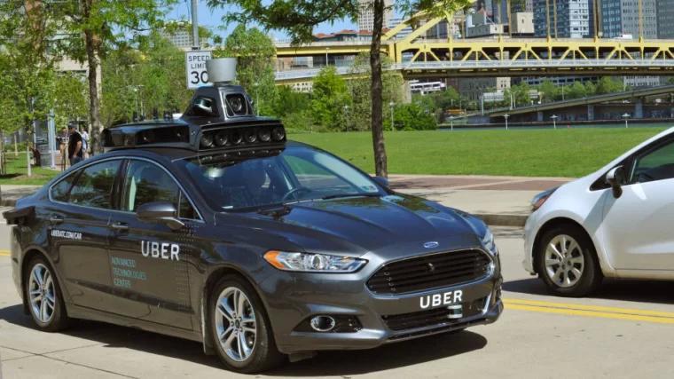 Uber自驾车
