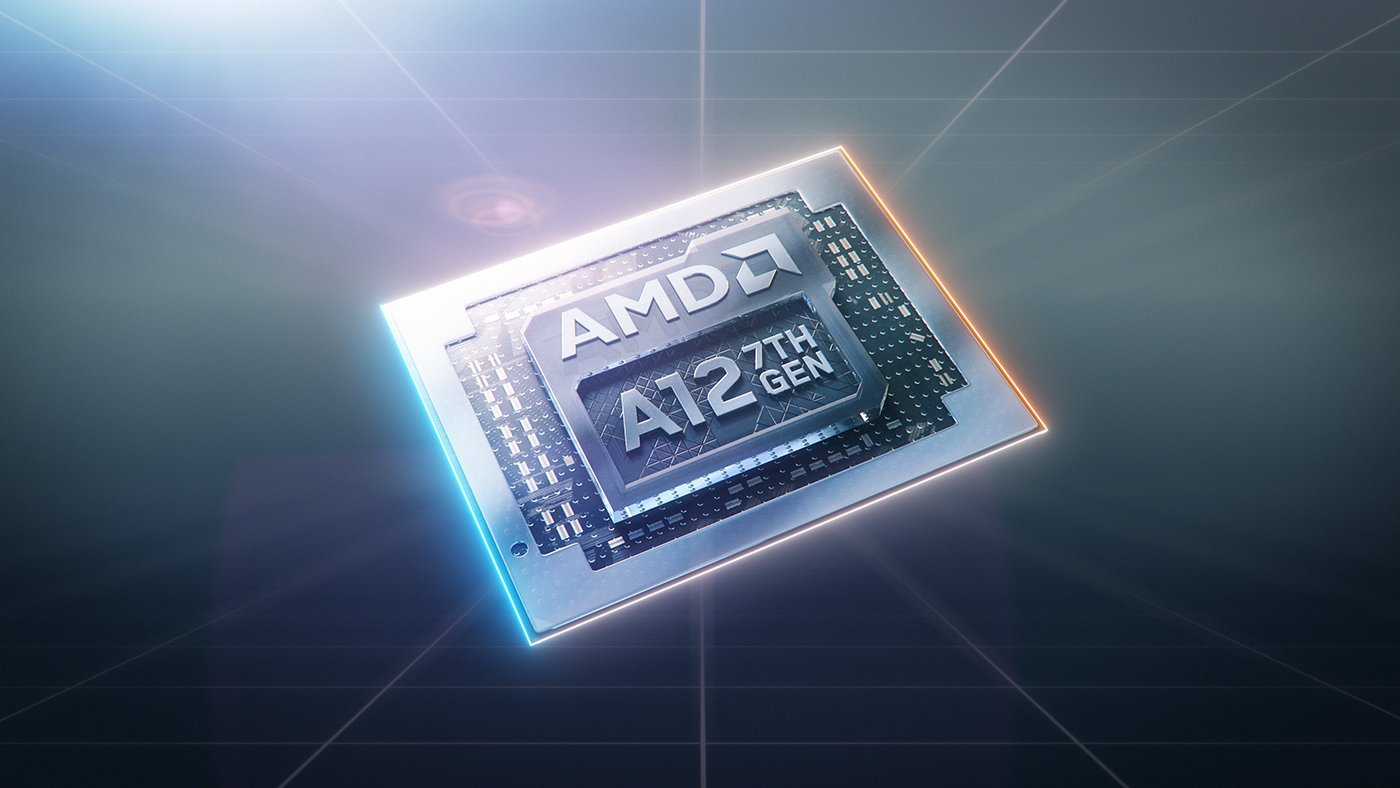 AMD a12 7th gen