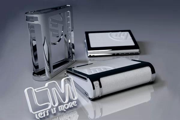 HP透明概念电脑