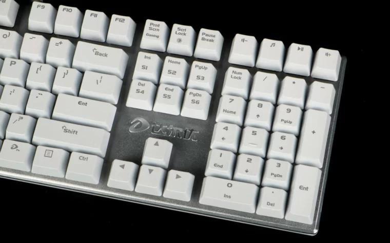 达尔优 机械键盘