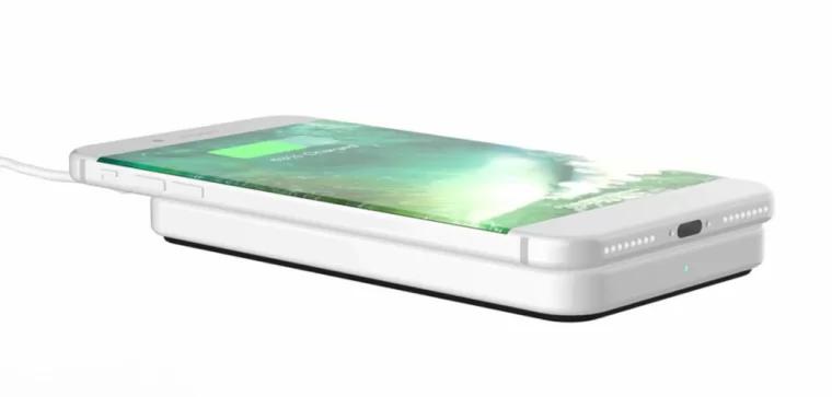 iPhone 8 无线充电功能