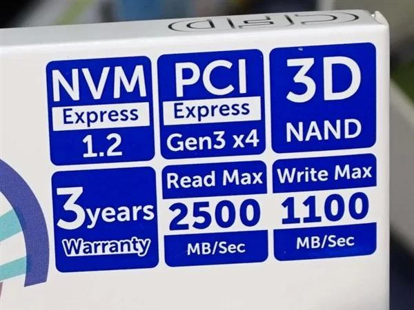 固态硬盘CFD M2OPG1VN
