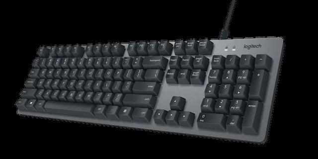 罗技 K840 Mechanical 机械键盘