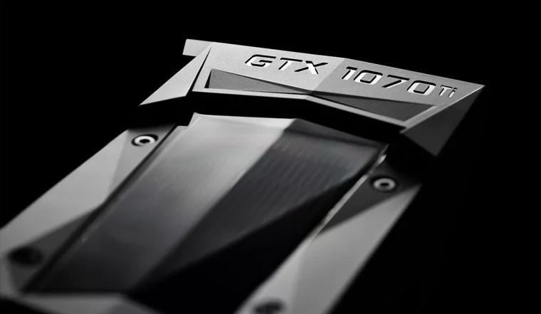 NVIDIA GTX 1070 Ti 显卡