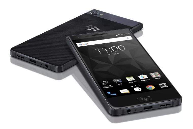 new Blackberry Motion