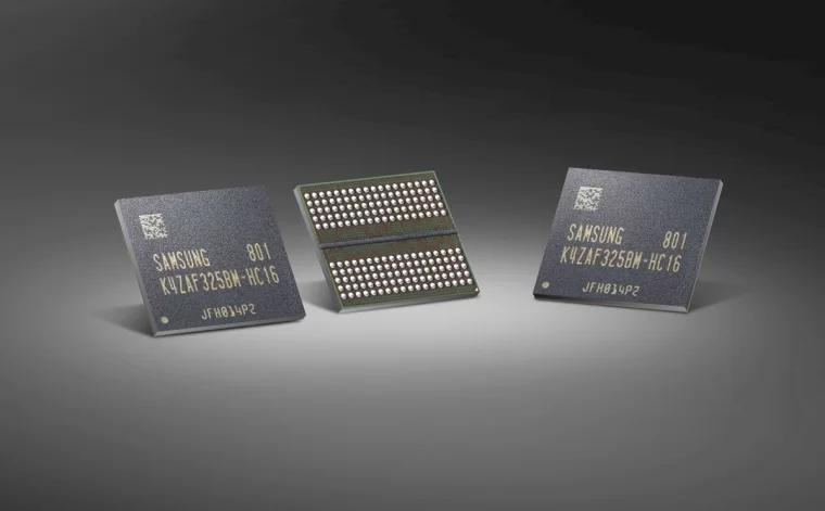 Samsung 16-Gigabit GDDR6