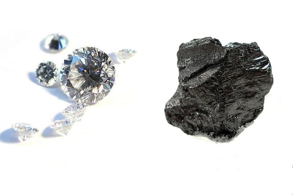 钻石和石墨 2