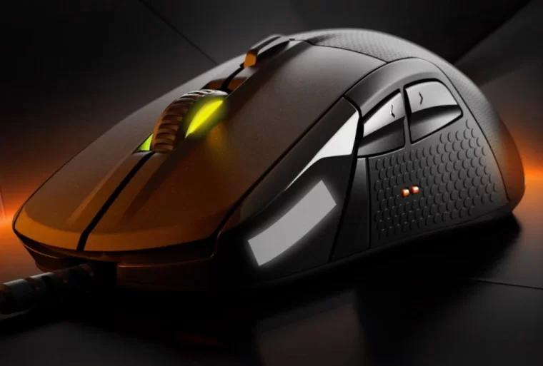 赛睿 SteelSeries Rival 700 OLED 游戏鼠标