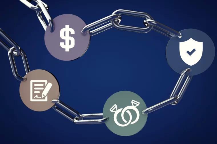区块链与财务