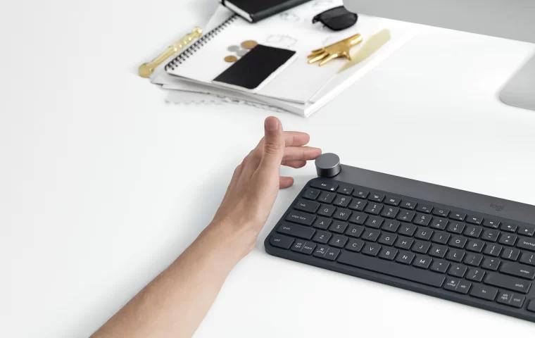 罗技 Craft 无线键盘