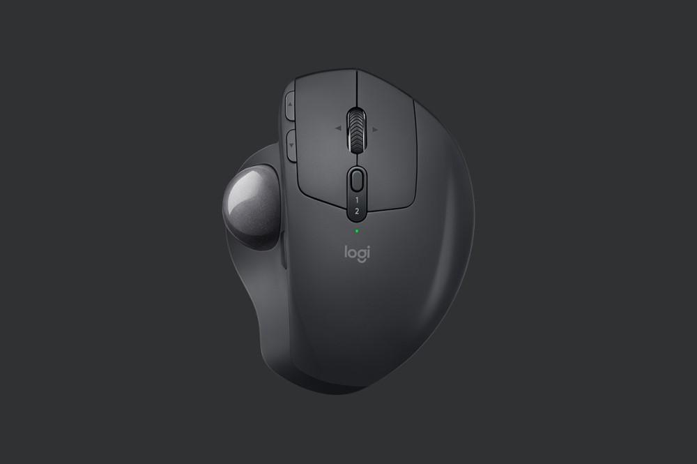 罗技 MX ERGO 无线轨迹球鼠标
