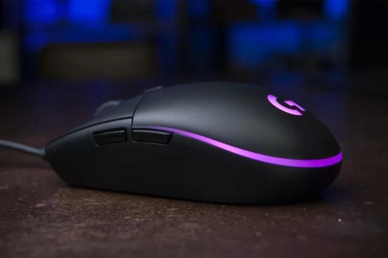 罗技 Logitech G203 Prodigy 游戏鼠标