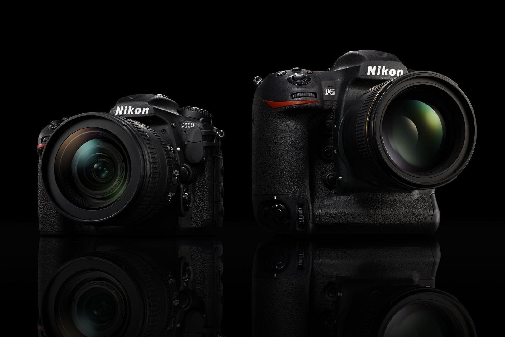 尼康 Nikon D500