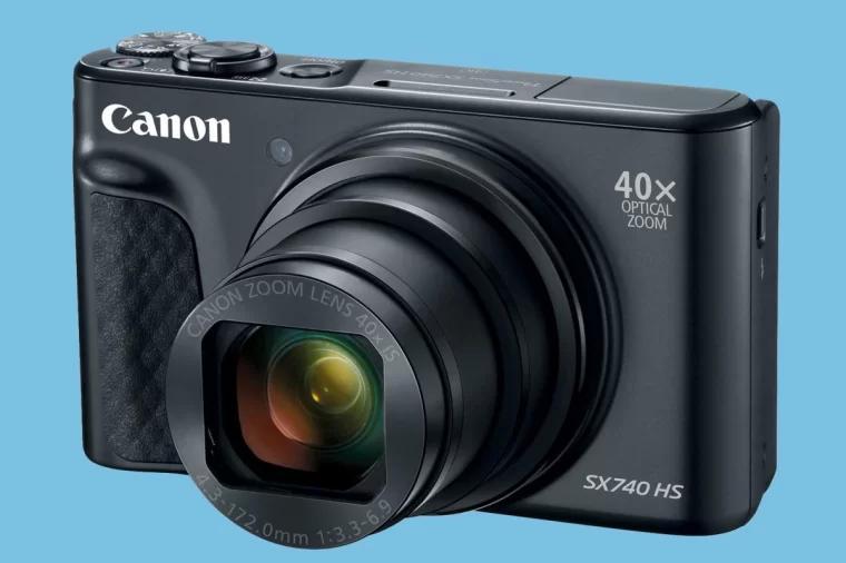 canon powershot sx740