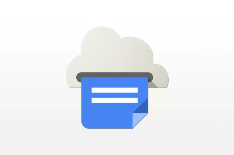 Google 云打印