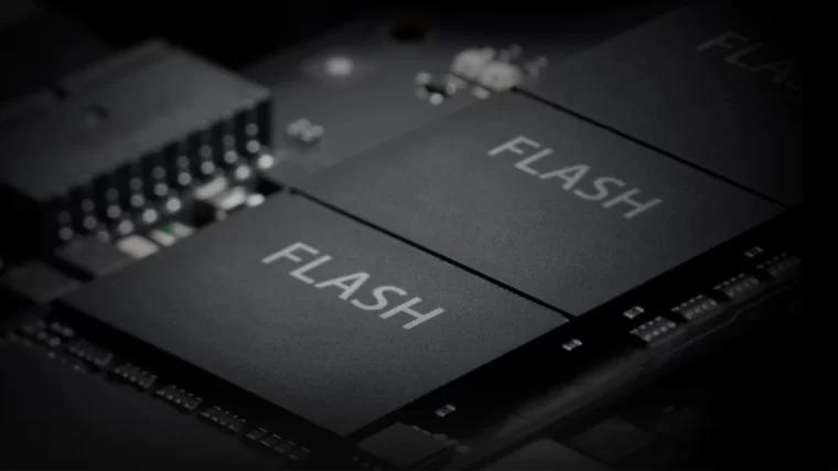 Flash Memory 闪存
