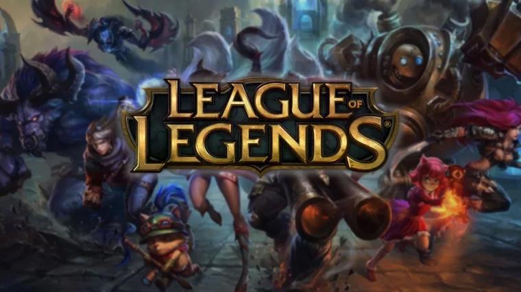 英雄联盟 League of Legends