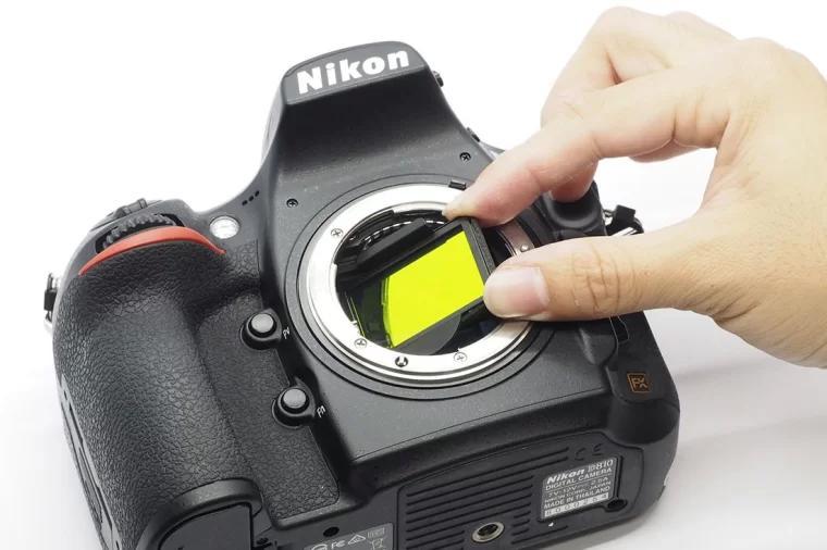 Full Frame Nikon DSLR