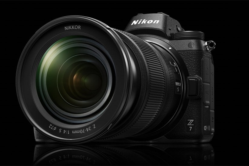 Nikon Z6 Z7 Full-Frame Mirrorless Camera