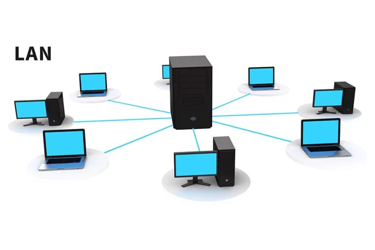 LAN 局域网