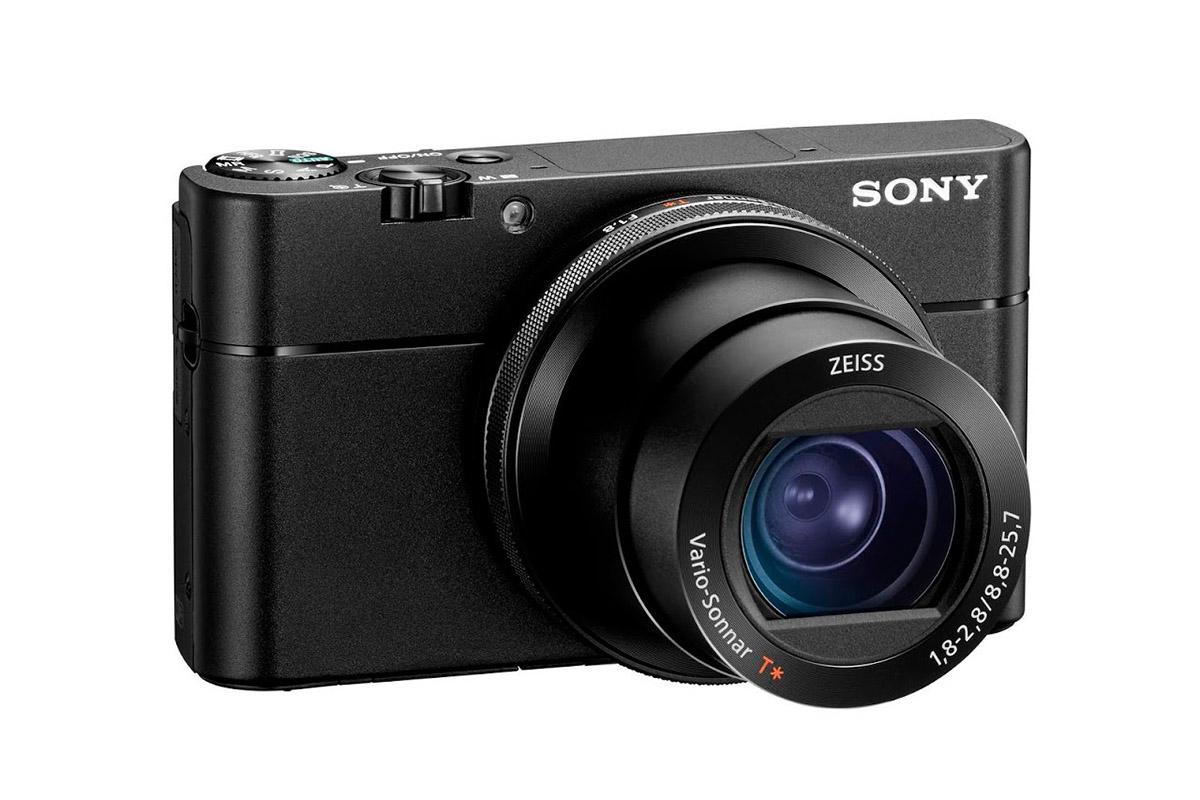 索尼黑卡 SONY DSC-RX100M5