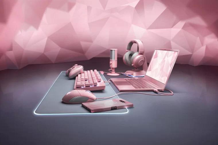 Razer Blade Stealth Quartz Pink