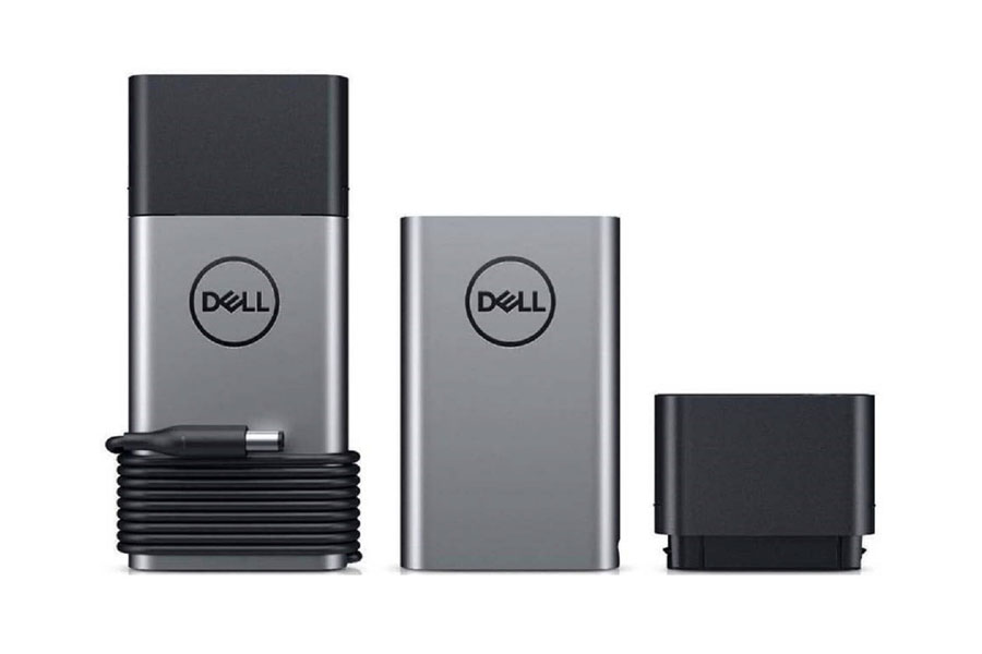 dell hybrid power adapter with power bank
