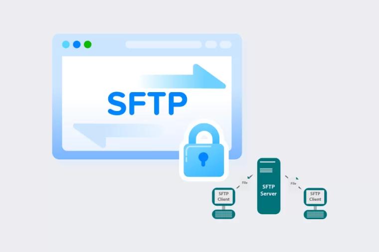 安全 FTP 服务器