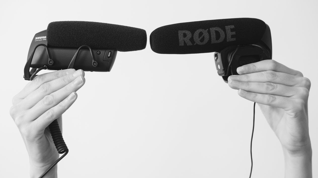 Shure VP83 vs. Rode VideoMic Pro