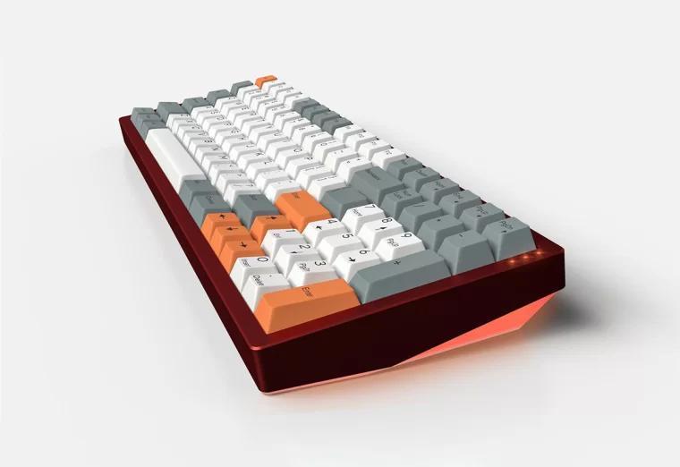 机械键盘 Input Club x zFrontier KIRA 96