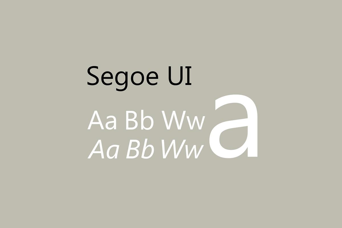 Segoe