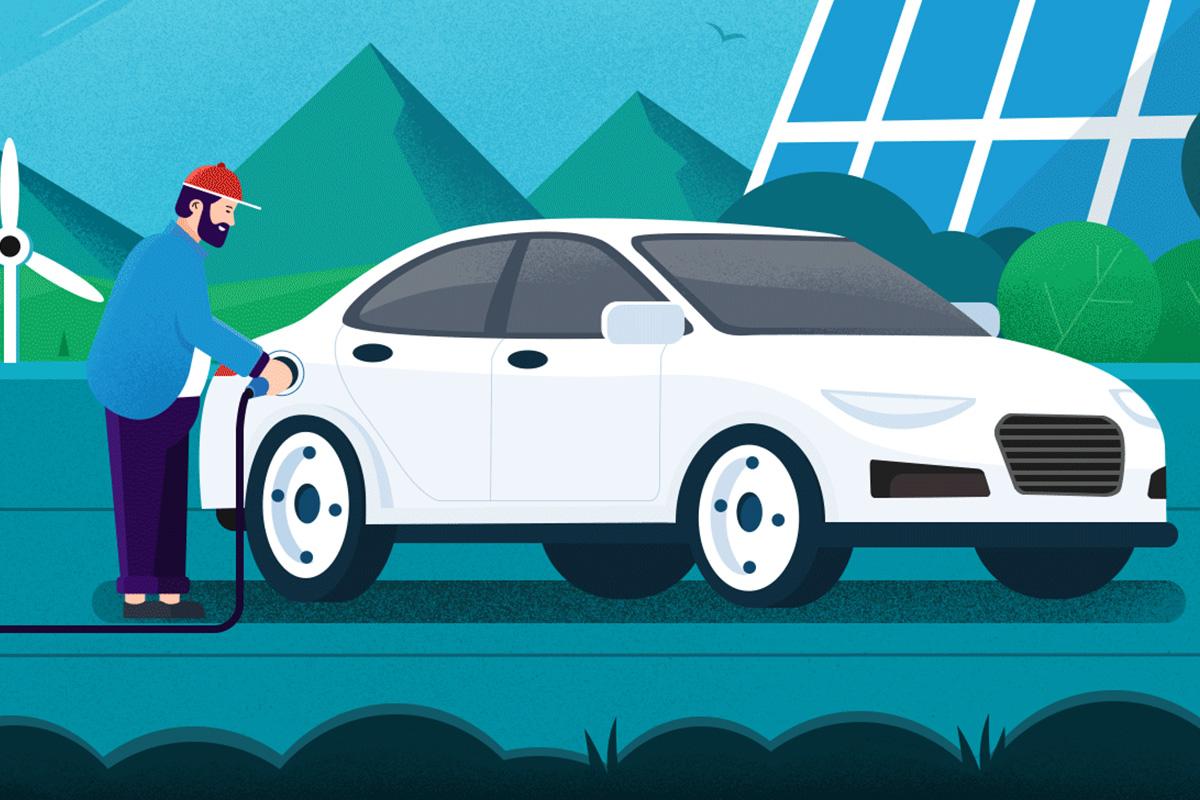 New energy vehicles