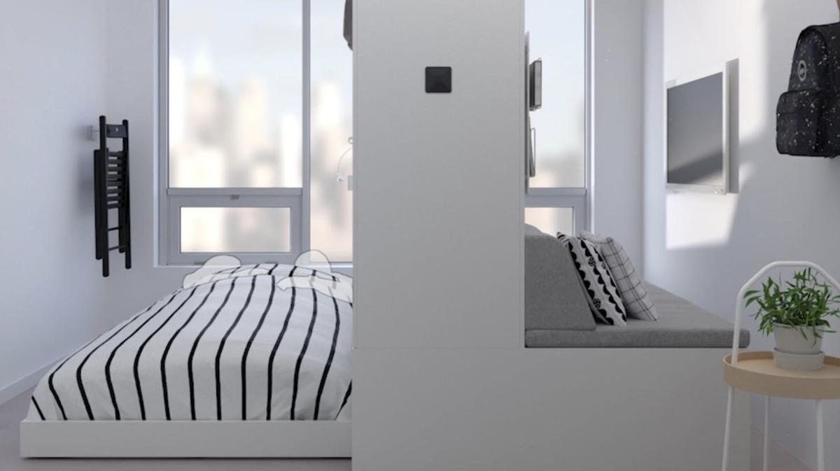 智能家具 Intelligent furniture