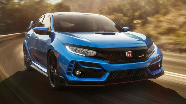 本田思域 2020 Honda Civic