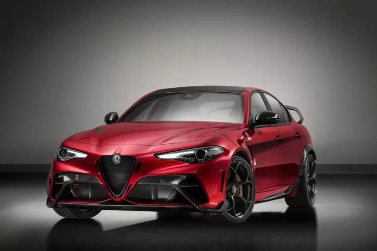 阿尔法·罗密欧 Alfa Romeo
