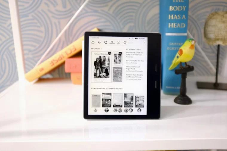 亚马逊 Amazon Kindle Oasis 2019
