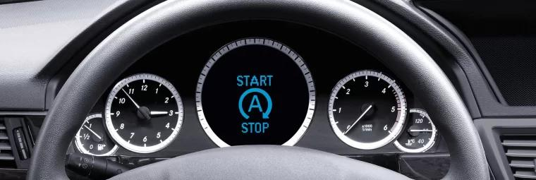 自动启停系统 Automatic start-stop system