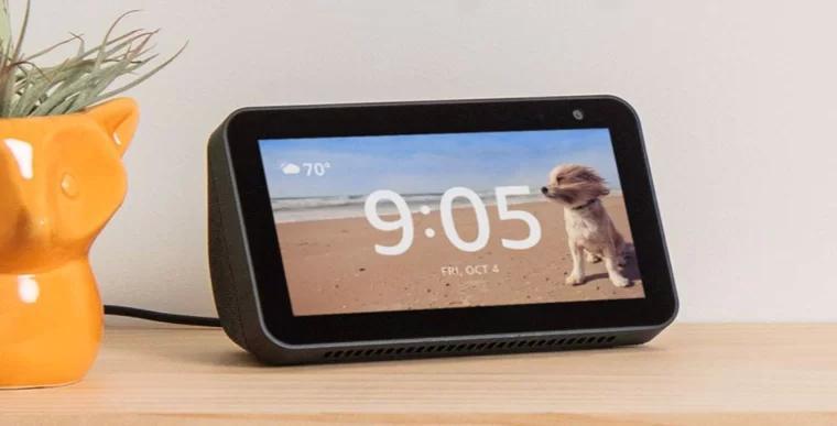 亚马逊 Amazon Echo Show 5 智能音箱
