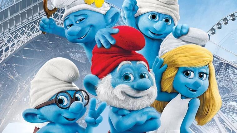 蓝精灵 The Smurfs