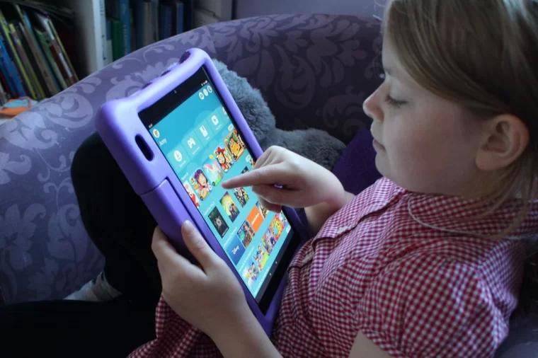 儿童平板电脑 Fire HD 10 Kids Edition Tablet