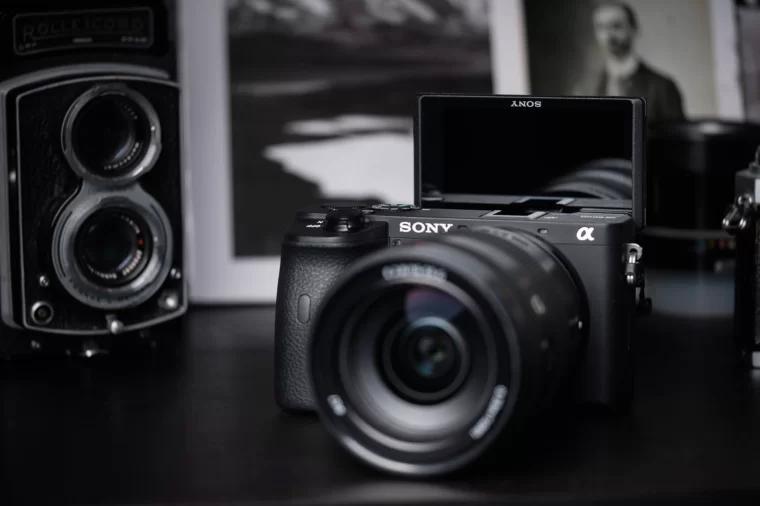 索尼 Sony A6600
