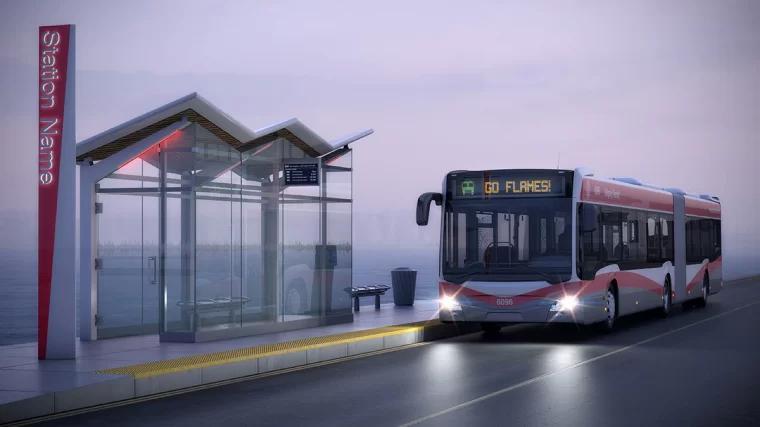 快速公交系统 BRT
