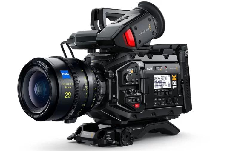 Blackmagic Design 12K cinema camera