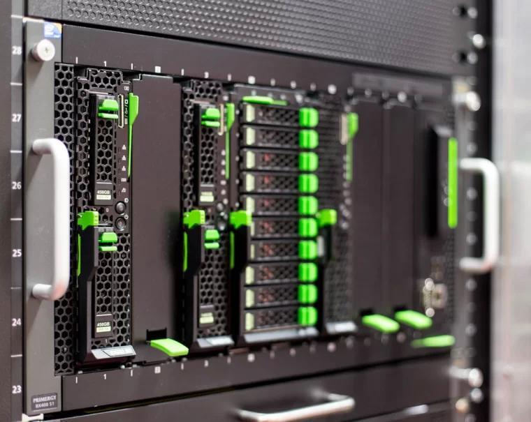 刀片服务器 blade server