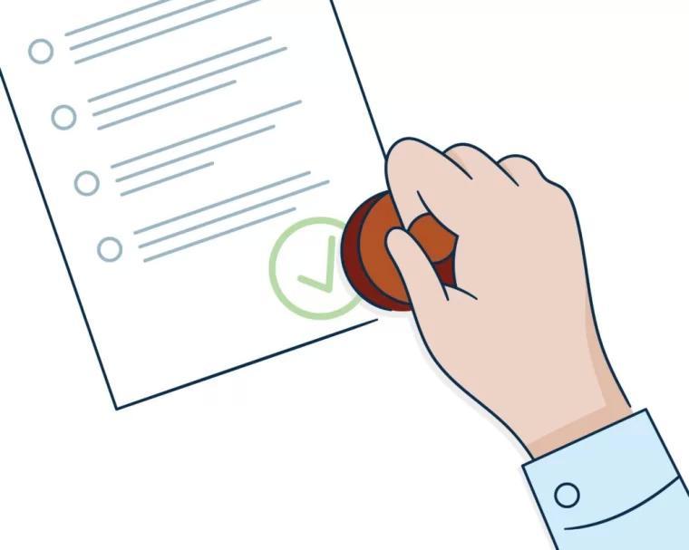 营业执照 business license
