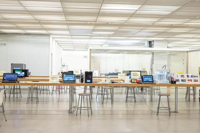 众创空间 makerspace