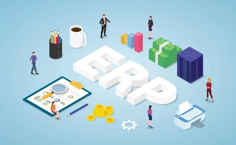 ERP 系统 Enterprise Resource Planning